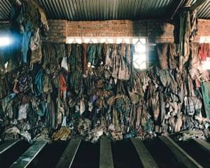 Rwanda Genocide Memorial tour.
