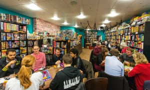 There are thousands of games available at Thirsty Meeples.