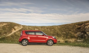 On the road: Kia Soul