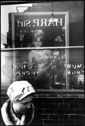 David Bailey's best photograph … East End, 1961.