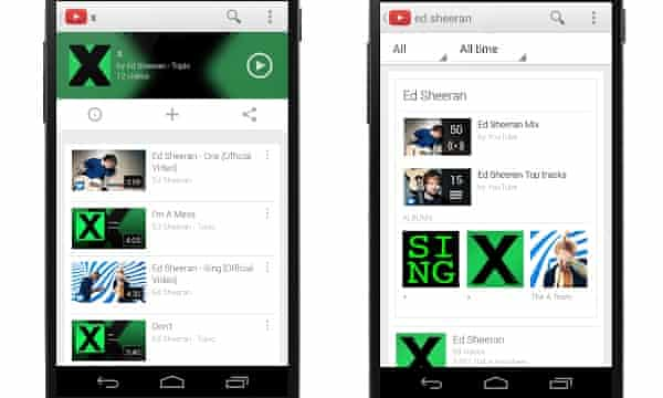 YouTube Music Key will be available on Android, iOS and desktop computers.