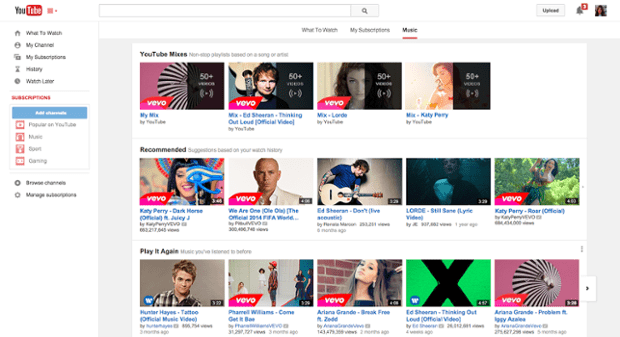 YouTube Music Key is mobile-focused, but will also work through desktop web browsers.