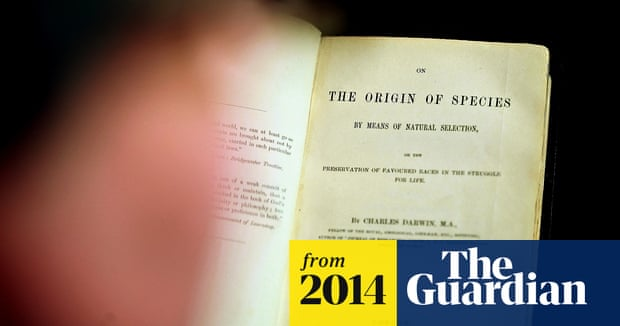 Bible edges out Darwin as 'most valuable to humanity' in