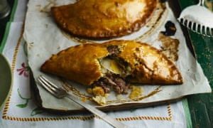 Wales meets the West Country in these lamb pasties.