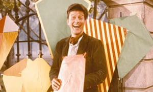 Is that a Mockney accent? Dick van Dyke in Mary Poppins.