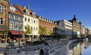Aarhus old town. Some here have criticised the city's deradicalisation programme as 'soft', 'naive' and 'very dangerous'.
