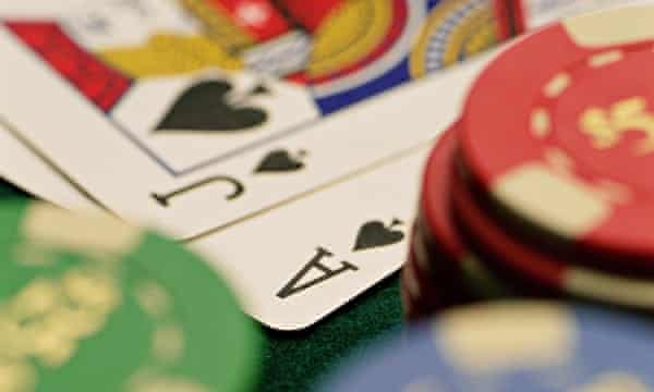 Is poker a game of skill, or a game of luck? | Pete Etchells | Science |  The Guardian