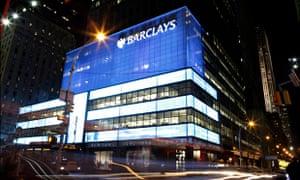 Barclays Exterior