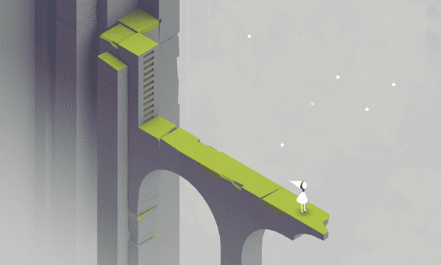 Monument Valley's new levels are sparking debate.