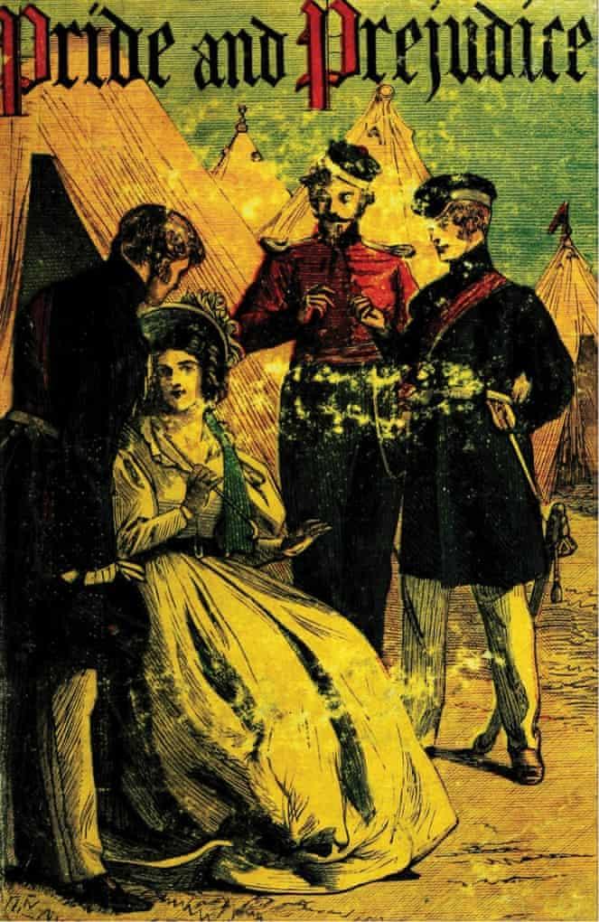 Chapman and Hall edition of Pride and Prejudice (1872)