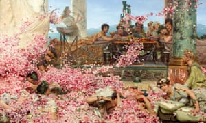 Lawrence Alma-Tadema: The Roses of Heliogabalus 1888