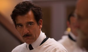 Clive Owen in The Knick.