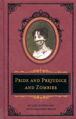 Quirk Classics edition of Pride and Prejudie and Zombies (2009)