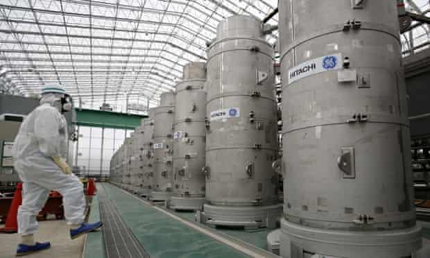 The Alps water-processing system at Fukushima Daiichi