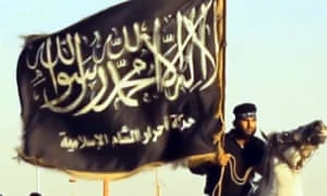 A propaganda video for Syria's Islamist Ahrar al-Sham group