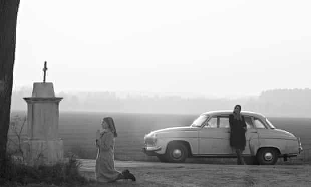 A scene from Pawel Pawlikowski's Ida