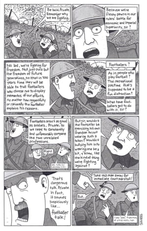 David Squires on … footballers wearing poppies | Football | The Guardian