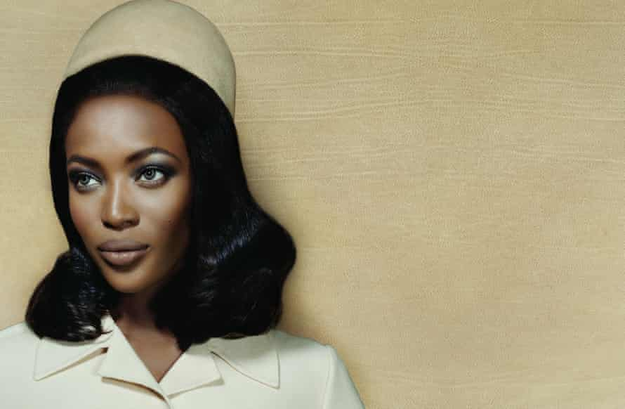NARS Fall 2004 Campaign featuring Naomi Campbell