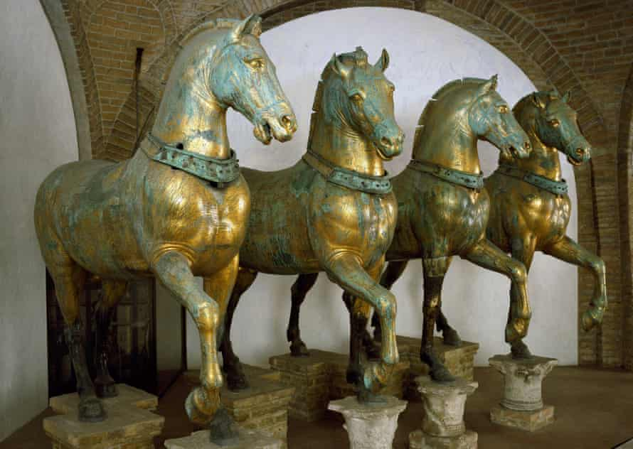 Horses of St Marks