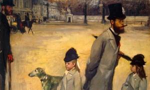stolen art Edgar Degas