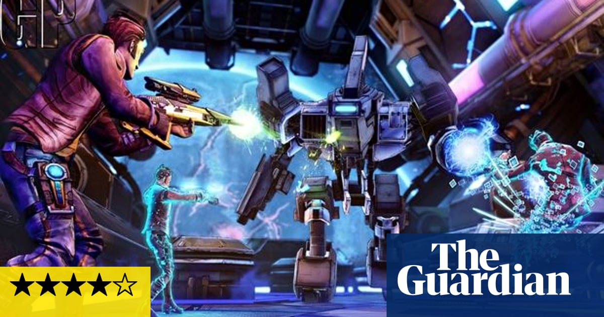 Borderlands: The Pre-Sequel! review – flimsy but fun | Games
