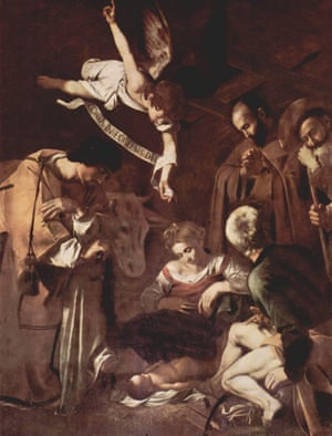Nativity with St. Francis and St. Lawrence (also known as The Adoration)