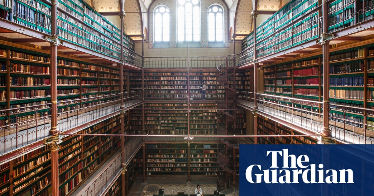 Love Letters To Libraries Share Your Tribute To Your Favourite
