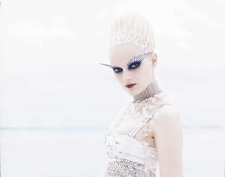 The Nars Holiday 2005 Campaign feat Guinevere Van Seenus