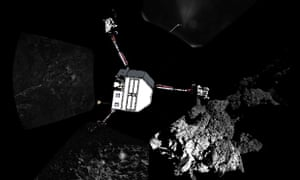 How Esa scientists believe Philae has landed on the comet – on its side