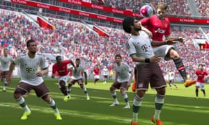 Pro Evolution Soccer 2015 review – the beautiful game is