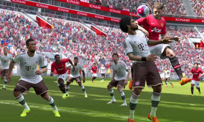 Pro Evolution Soccer 2015 review – the beautiful game is back