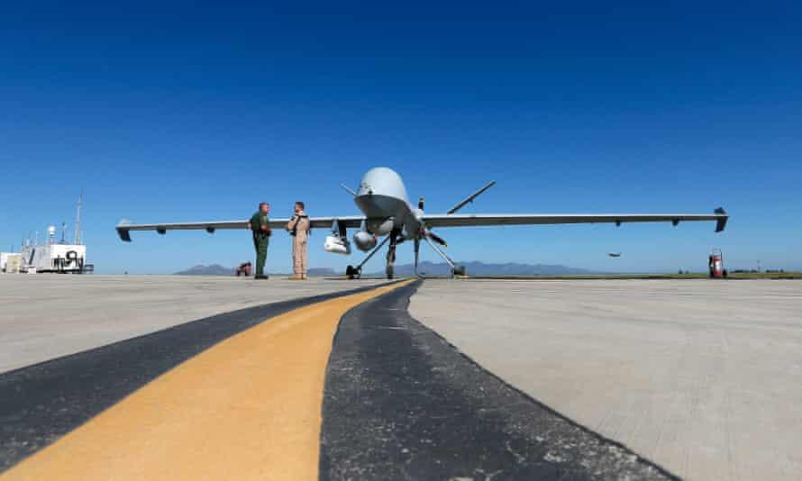 US border drone