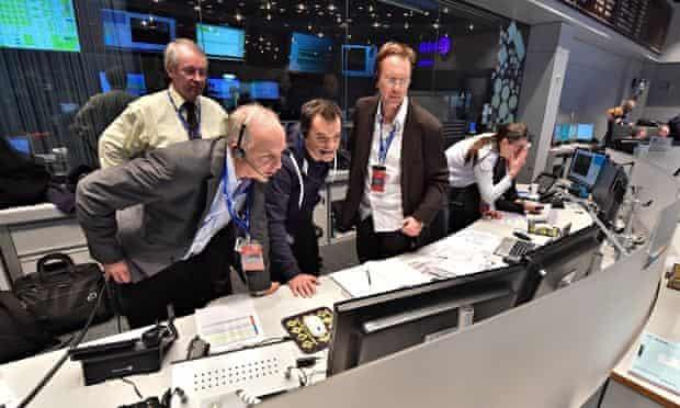 ESA staff