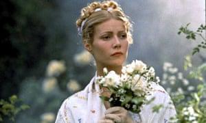 Gwyneth Paltrow in the 1996 film adaptation of Austen's Emma.
