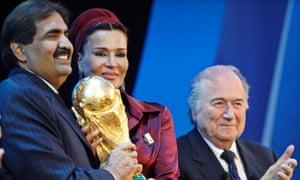 Sepp Blatter Qatar  2022 World Cup