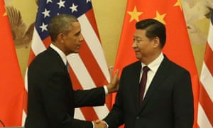 Xi Jinping barack obama