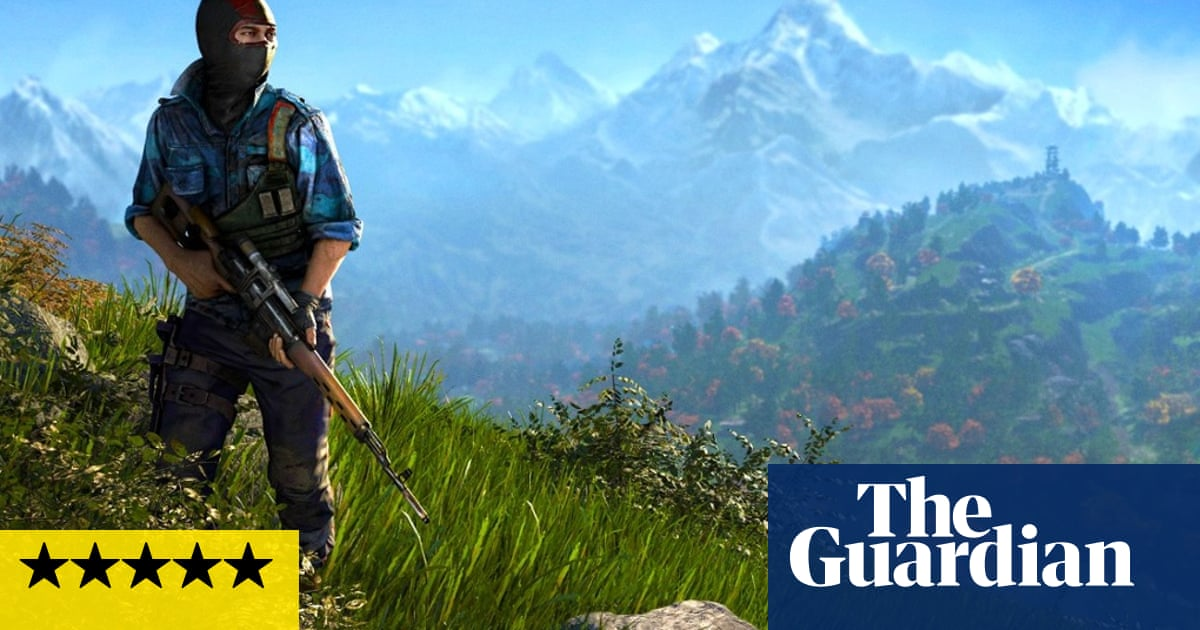 Far Cry 4 Review Freedom And Ferocity In A Strange Land Games