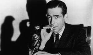 Seen the film … read the book? Humphrey Bogart in The Maltese Falcon