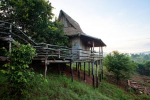 Tree Top Ecolodge, Ban Lung