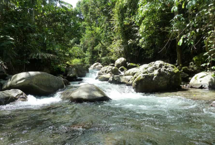 Lupa Masa River, Lupa Masa, Malaysia