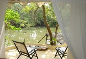 Otter Creek Tents, Goa