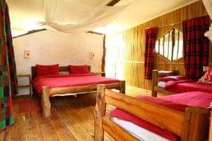 Camp Carnelleys, Lake Naivasha, Kenya