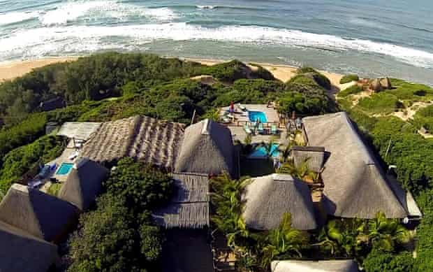 Zona Braza Beach Lodge, Mozambique