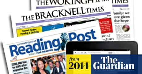 Trinity Mirror To Close Seven Local Newspapers With The Loss Of 50 Jobs Reach Formerly Trinity Mirror The Guardian