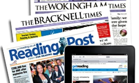 Trinity Mirror To Close Seven Local Newspapers With The Loss Of 50