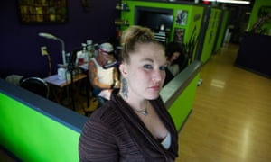 Jennifer, founder of Survivors Ink,