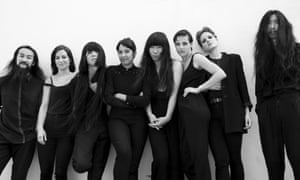 Savages and Bo Ningen