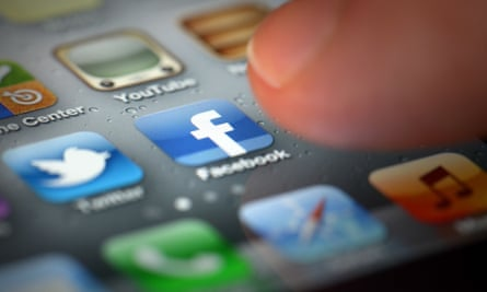 Eighty one per cent of Americans don't feel secure on social media yet they keep using it.