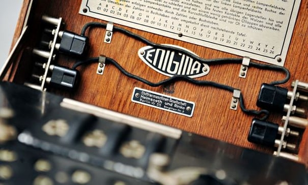 How did the Enigma machine work? | Technology | The Guardian