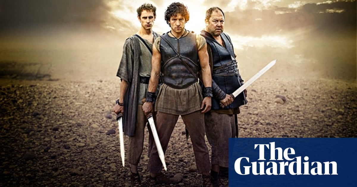 Atlantis review – a second-rate Greek tragedy | Television